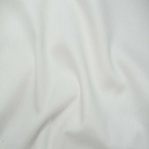 Cotton Pique #1 01 PIQ0000WHT - NY Fashion Center Fabrics