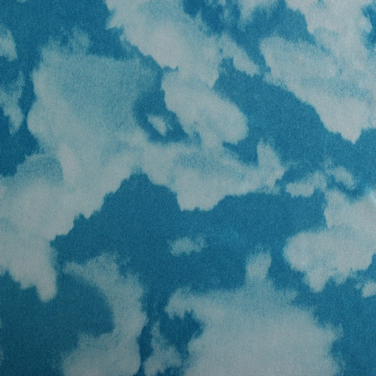 Cloud Print Spandex 01 PS 2625 - NY Fashion Center Fabrics
