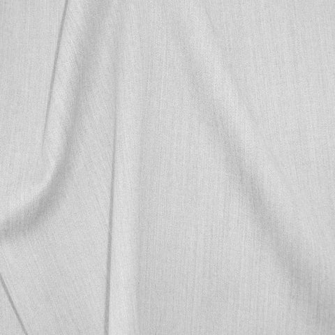 Superfine Wool Gabardine 01 WinterWhite