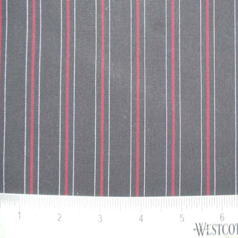 100% Cotton Fabric Stripes Collection #13 01 Y D8647B R - NY Fashion Center Fabrics
