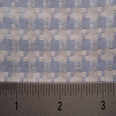 Cotton Dobby Cloth Houndstooth 01 Y D9800BBL - NY Fashion Center Fabrics