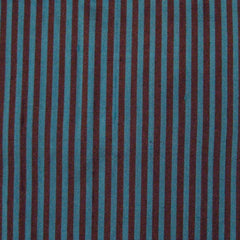 Silk Shantung Stripes and Checks Fabric 02 B