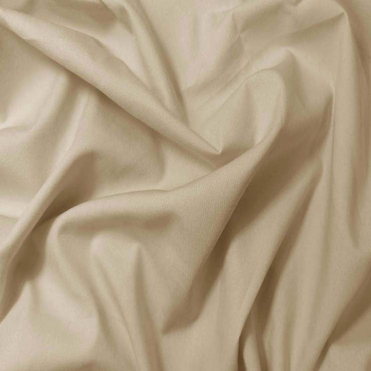 Pima Cotton Broadcloth - 30 Yard Bolt 02 Beige