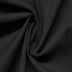 Cotton Voile 02 Black - NY Fashion Center Fabrics