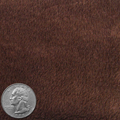 Polyester Faux Fur 02 Brown