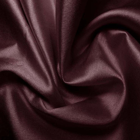 Silk Cotton Fabric Plum