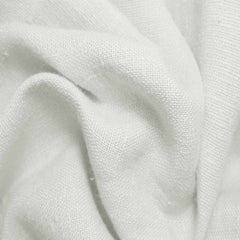 Heavyweight Linen 02 Off White - NY Fashion Center Fabrics