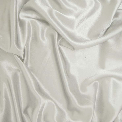 Polyester Crepe Back Satin 02 Off White