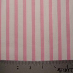 Cotton Striped Shirting #3 02 Pink - NY Fashion Center Fabrics