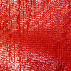 Polyester Metallic Lame 02 Red