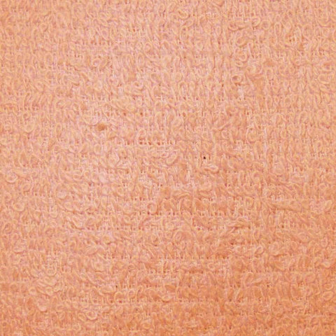 Cotton Terry Fabric - 20 Yard Bolt 02 peach - NY Fashion Center Fabrics