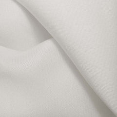 Silk Gazar Off White