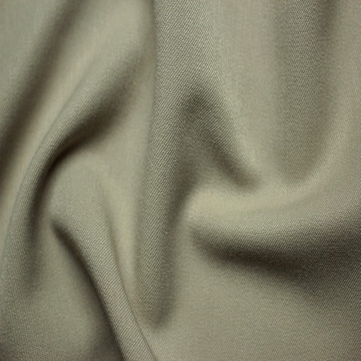 Poly/Rayon Blend Stretch Gabardine - 20 Yard Bolt 03 Khaki