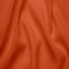 Polyester Stretch Crepe Jersey 03 Orange