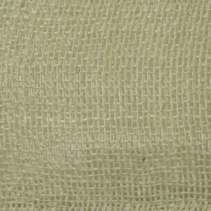 Open Weave Linen 03 Pale Olive Tan