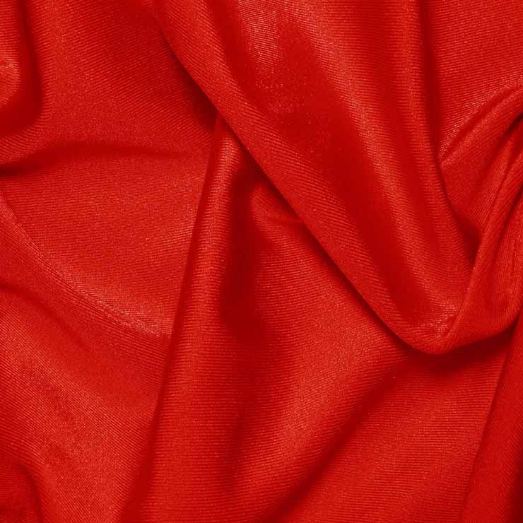 Nylon Stretch Moleskin 03 Red - NY Fashion Center Fabrics