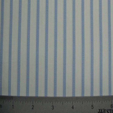 100% Cotton Fabric Stripes Collection #8 03 TWS1888BLU - NY Fashion Center Fabrics