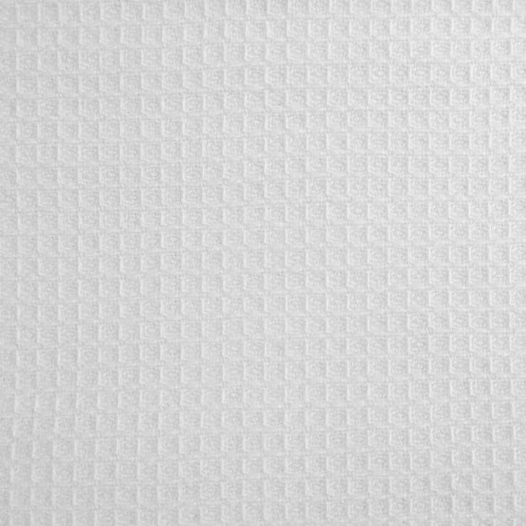 Pima Cotton Pique - 20 Yard Bolt 03 White