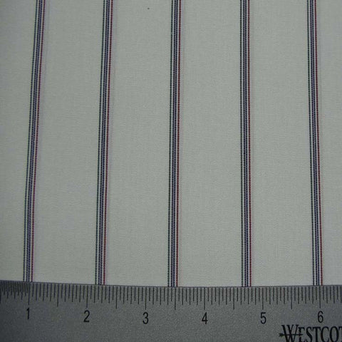 100% Cotton Fabric Stripes Collection #7 04 Y D4526B M - NY Fashion Center Fabrics