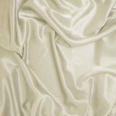 Polyester Crepe Back Satin 04 Cream