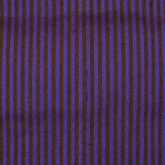 Silk Shantung Stripes and Checks Fabric 04 D