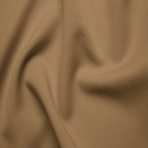 Poly/Rayon Blend Stretch Gabardine - 20 Yard Bolt 04 Gold