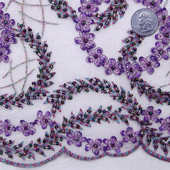 Palais-Royal Lace 04 Purple
