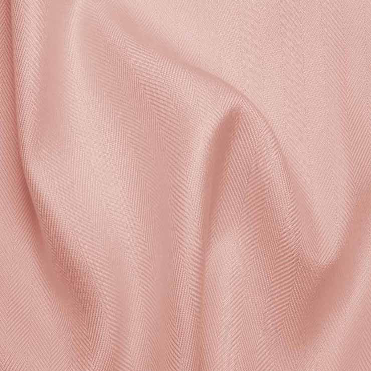 Italian Silk Herringbone 04 RS Crystal - NY Fashion Center Fabrics