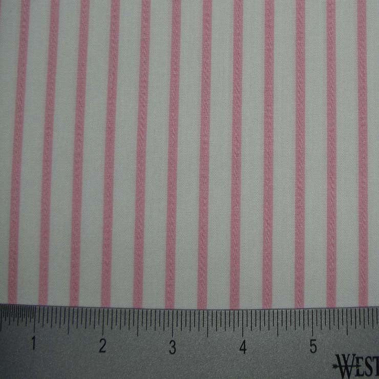 100% Cotton Fabric Stripes Collection #8 04 TWS1888PNK - NY Fashion Center Fabrics
