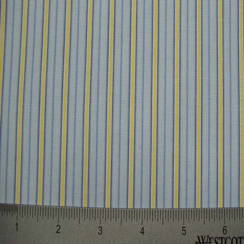 100% Cotton Fabric Stripes Collection #7 05 Y D8038NV6 - NY Fashion Center Fabrics