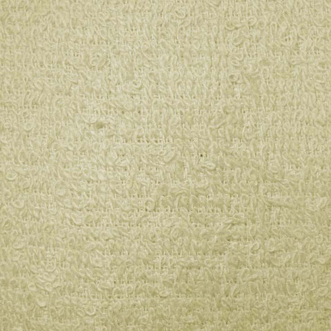 Cotton Terry Fabric - 20 Yard Bolt 04 vanilla - NY Fashion Center Fabrics