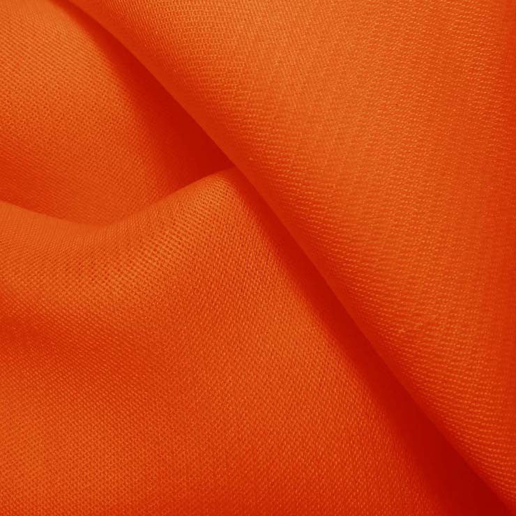 Silk Gazar Orange