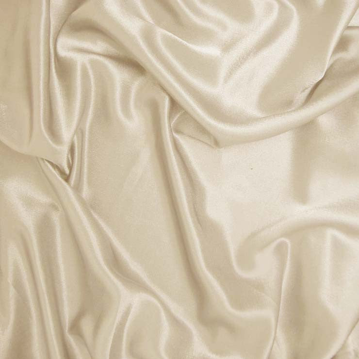 Polyester Crepe Back Satin 05 Champagne