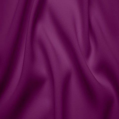 Polyester Stretch Crepe Jersey 05 Fuchsia