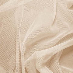 Nylon/Spandex Sheer Stretch Mesh 05 Gold - NY Fashion Center Fabrics