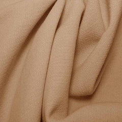 Wool Crepe Double Cloth 05 Nude
