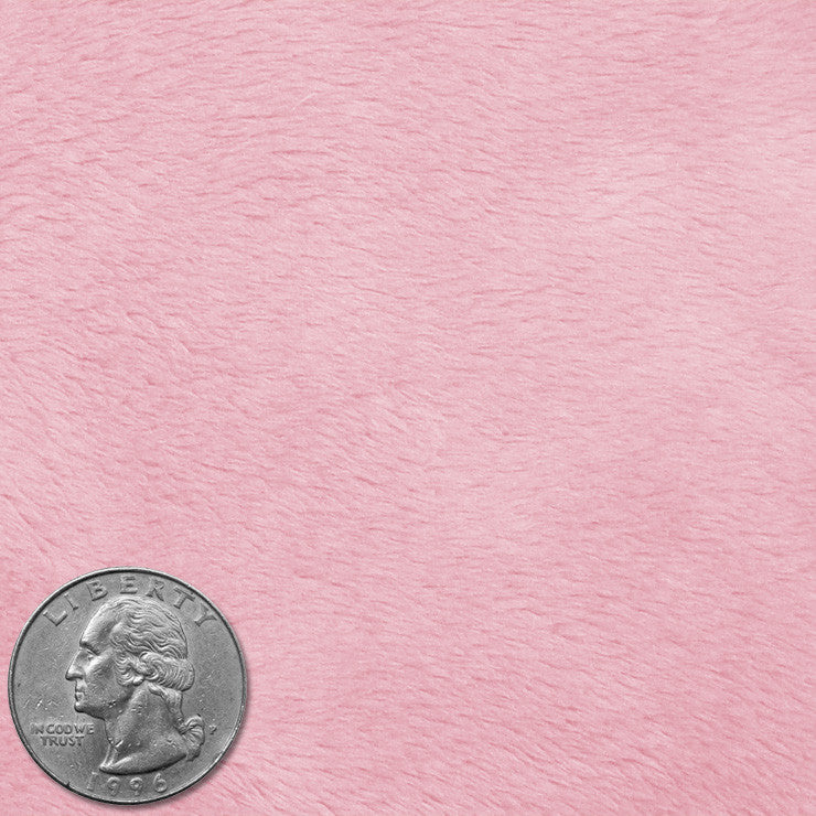 Polyester Faux Fur 05 Pink