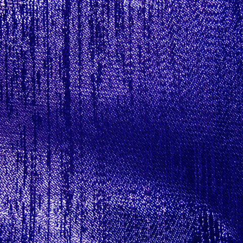 Polyester Metallic Lame 05 Royal