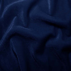 Polyester Stretch Velvet - 15 Yard Minimum 05 Royal