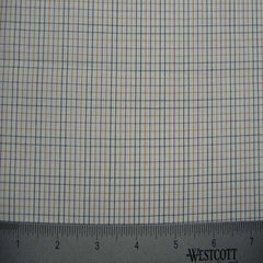 100% Cotton Fabric Checks Collection #6 05 Y D9709MUL - NY Fashion Center Fabrics
