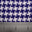 Cotton Dobby Cloth Houndstooth 05 Y D9800ROY - NY Fashion Center Fabrics