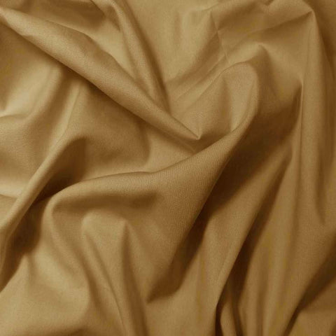 Pima Cotton Broadcloth 06 British Tan
