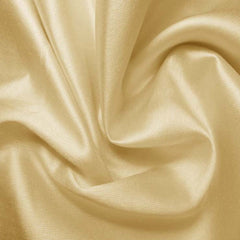 Silk Cotton Fabric Light Gold