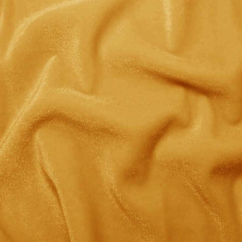 Polyester Stretch Velvet 06 Gold