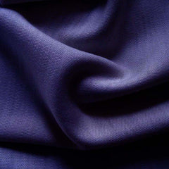 Wool Double Knit Jersey 06 Light Navy