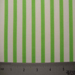 Cotton Striped Shirting #3 06 Lime - NY Fashion Center Fabrics