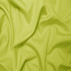 Sea Island Cotton Sateen Fabric 15 Yard Bolt 06 Lime