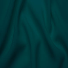Polyester Stretch Crepe Jersey 06 Teal