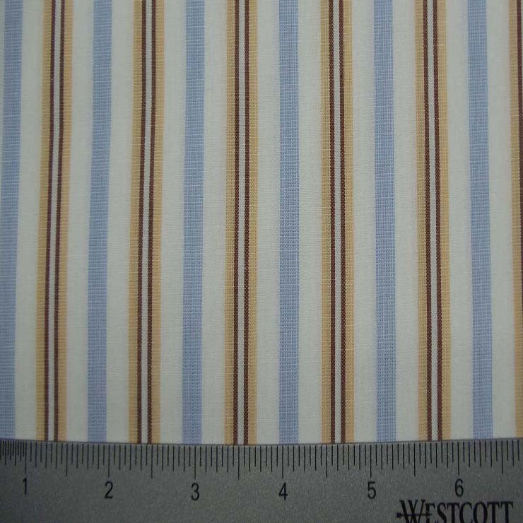 100% Cotton Fabric Stripes Collection #11 06 Y D4521MEL - NY Fashion Center Fabrics