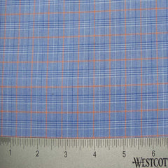 100% Cotton Fabric Checks Collection #3 06 Y D9500C B - NY Fashion Center Fabrics